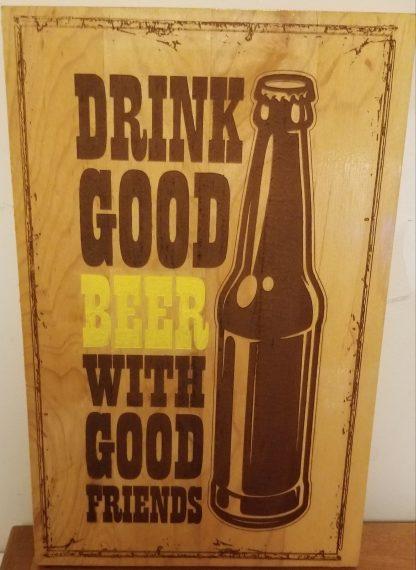 good beer sign