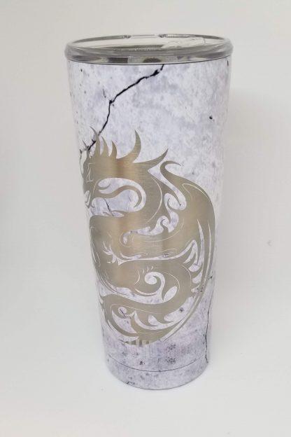 marble dragon tumbler 2