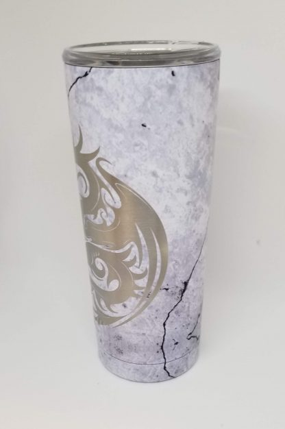 marble dragon tumbler right