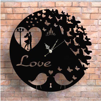 anniversary love clock