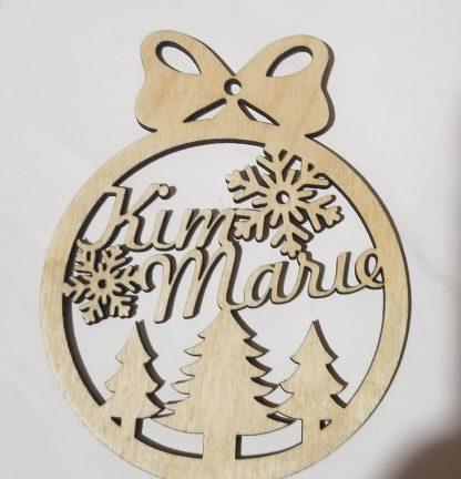 kim marie ornament